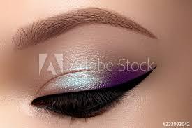 smoky cat eye makeup cosmetics