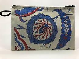 wallet coin makeup zip bag traditional