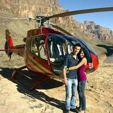 grand canyon floor landing helicopter