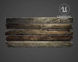 Wood 3d Models Cgtrader