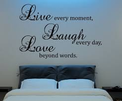 Pin By Whitney Alli On For The Home Wall Decals For Bedroom Family Love Quotes Living Room And Dining Room Decor