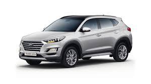 Hyundai Tucson Suv Launched Digitally Through The Next Dimension