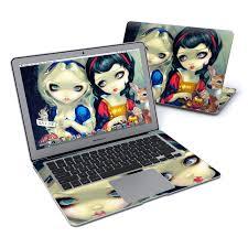 Macbook Air 13in Skin Alice Snow White By Jasmine Becket Griffith Decalgirl