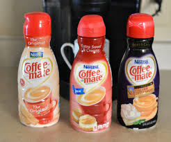 coffee mate extra sweet creamy
