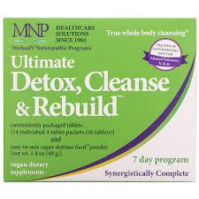 ultimate detox cleanse rebuild