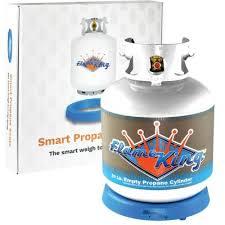 40 lbs empty propane cylinder