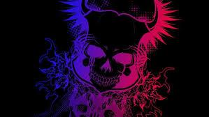 colorful grant black dark devil