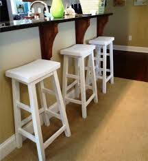 make your own bar stools