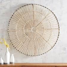 natural woven round wall decor wall