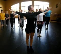 Wendy Walker: Professional dancer falls in love with hometown | Local News  | newsminer.com