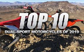 the best dual sport motorcycles of 2019