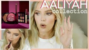 mac aaliyah collection first