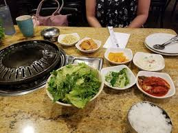 side dishes served with dinner