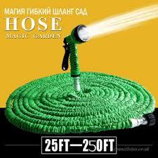 25ft 150ft garden hose expandable magic