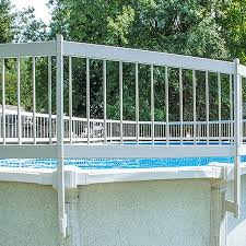 Protect A Pool Above Ground Safety Fence Kit B Pool Warehouse