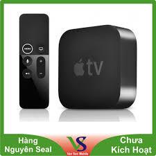 Tivi box Apple TV Gen 5 4K 64GB - Hàng nhập khẩu