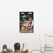 Shop Space Jam 1996 Canvas Wall Art Overstock 24133845