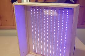 led screen printing exposure unit