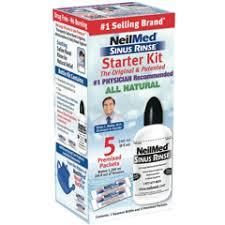 sinus rinse starter kit