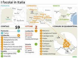 Coronavirus, due morti in Lombardia e Veneto. Sala (Milano): no ...
