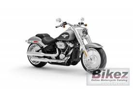 2020 harley davidson fat boy 114