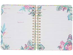 Lilly Pulitzer To Do Planner Mermaid in ...