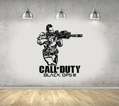 Wall Decals For Girls Kids Ph Bathroom Call Of Duty Art Nursery Sale Living Room Custom Vamosrayos