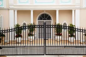 Commercial Wrought Iron Fences For Los Angeles Ca