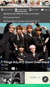 things only bts stans understand army s amino
