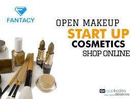 open makeup cosmetics