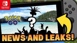 Pokémon Switch NEWS & RUMOURS - ALOLA FORMS IN GO!? Pokémon Let's ...
