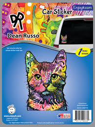 Cat Car Decal By Dean Russo Nature S Window