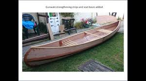 plywood boat build selway fisher wren