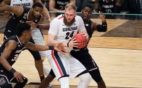Size looms large in NCAA title game between North Carolina, Gonzaga |  Cronkite News - Arizona PBS