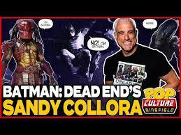 Batman: Dead End director Sandy Collora | Pop Culture Minefield S2E00 -  YouTube