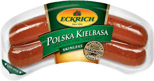 eckrich smoked sausage skinless kielbasa