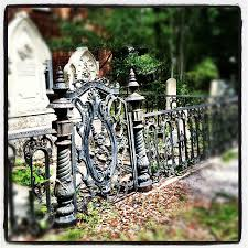 Old Gate Old Graveyard Beaufort Nc Gate Cemetery Flickr
