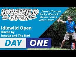 Round One MPO: Idlewild Open driven by Innova & The Nati | Conrad, Wysocki,  Jones, and Orum - YouTube