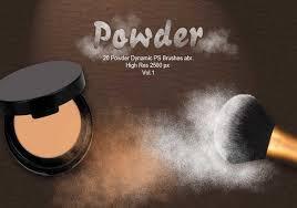 180 powder photo brushes free