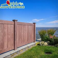 Showtech Plastic Vinyl Pvc Used Wood Fencing For Sale Privacy Fence Panels Privacy Garden Buy Used Wood Fencing For Sale Privacy Fence Panels Privacy Garden Product On Alibaba Com