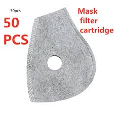 Outdoor Cycling Mask Filters Non Woven ...
