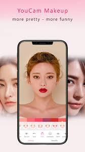 youcam makeup magic selfie camera for