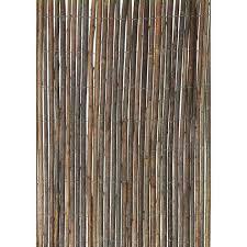 Willow Screening Natural Outdoor Wooden Fence Panel 4m 13ft Long Rol Garden Trends