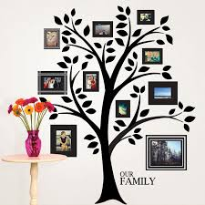 August Grove Tree Of R Life Giant Wall Decal Reviews Wayfair