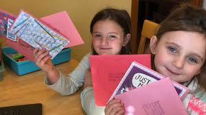 LI sisters send cards of sunshine and flowers to the elderly | Newsday