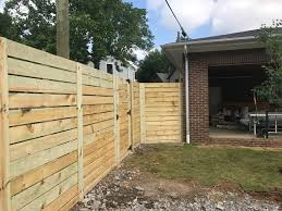 7ft Tall Wood Privacy Fence Fence Kings Of Clarksville