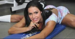 gracyanne barbosa top female fitness