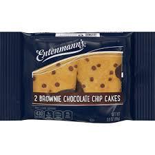 chocolate chip brownie cakes ss