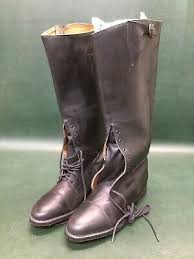 tall knee high leather riding boots