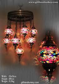 ceiling pendant fixtures color glass